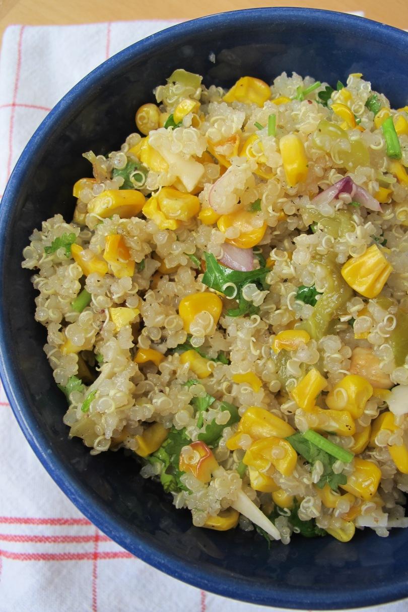 Quinoa-Grenadiermarsch