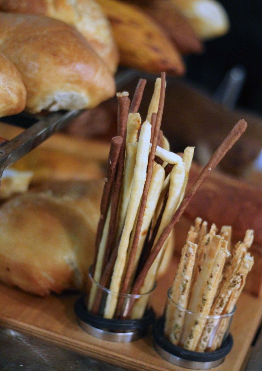 täglich frisch gebackenes Brot bei Mraz & Sohn
