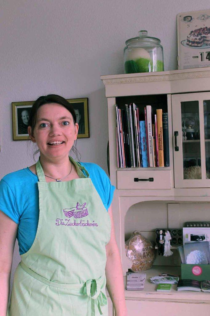 Christine Bergmayer - die Zuckerbäckerin von Hamburg