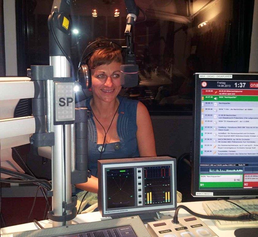 on Air im Nachtquartier bei Elisabeth Scharang