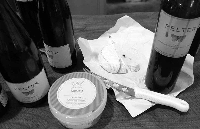 Käse & Wein von Pelter