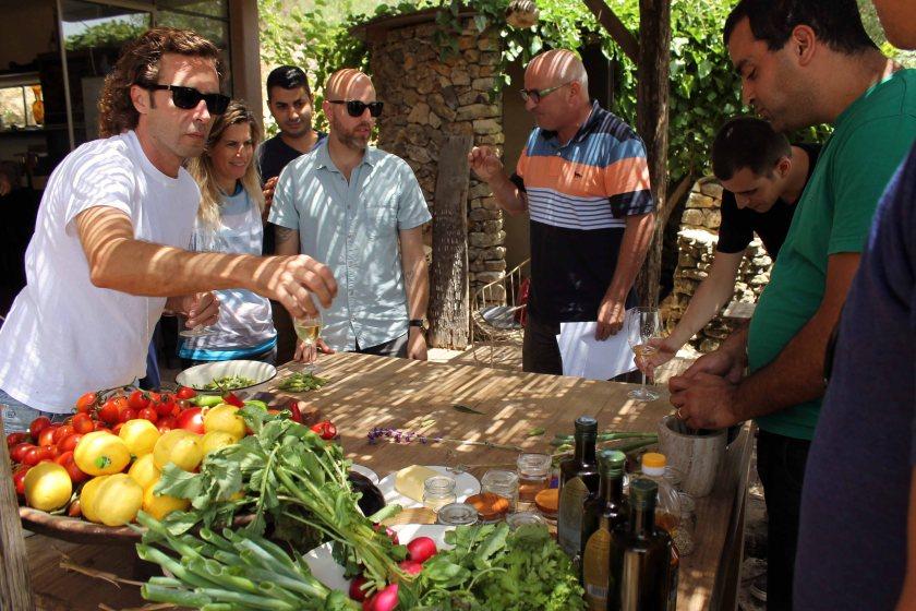 Passendes kochen für den vorgegebenen Wein
