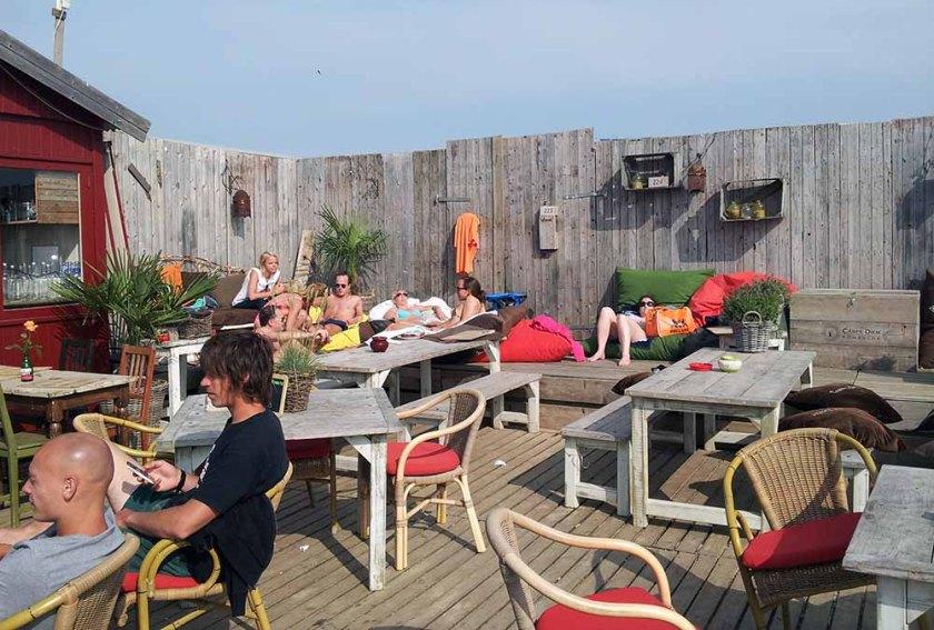 Strandbar Buiten @ Den Haag