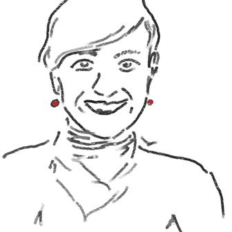 Danke Jürgen für die erste Zeichnung!