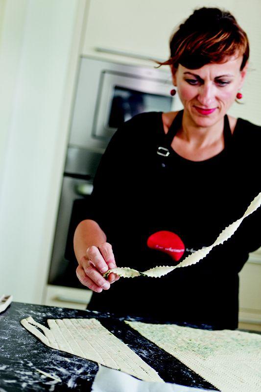 ein Foto aus meinem Kochbuch von Jürgen Pletterbauer