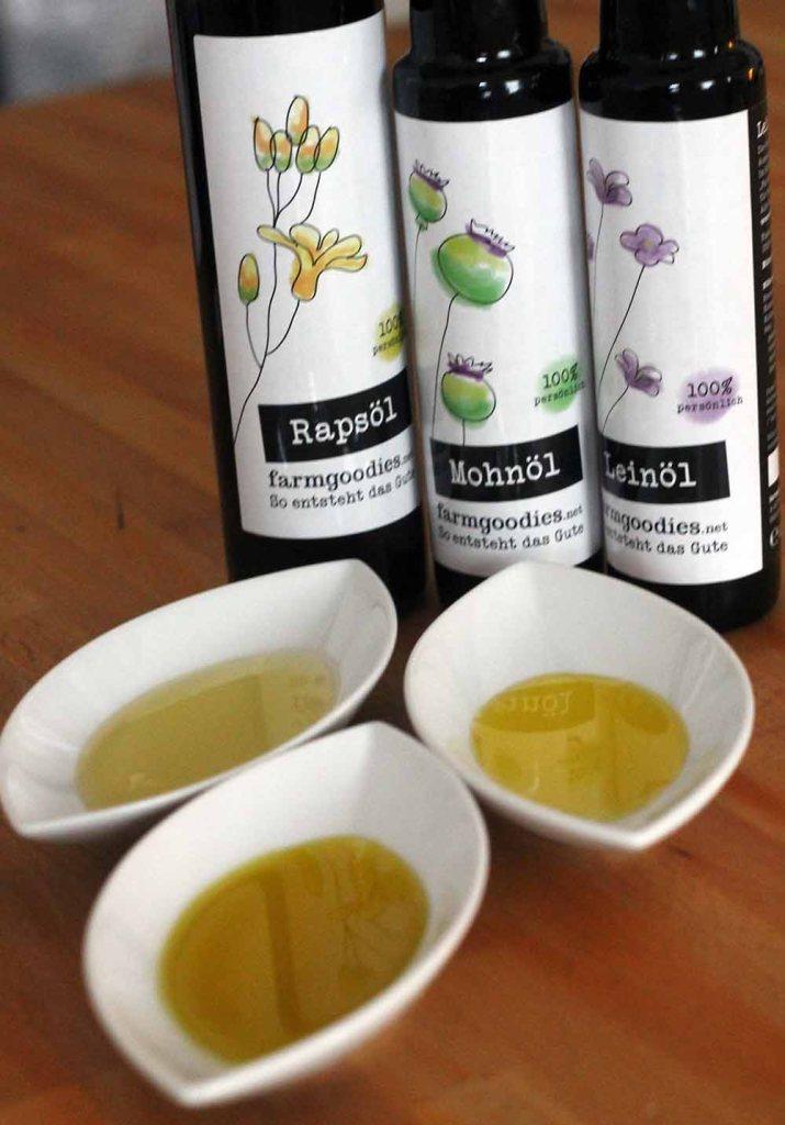 Tolle Bio-Öle von farmgoodies.net
