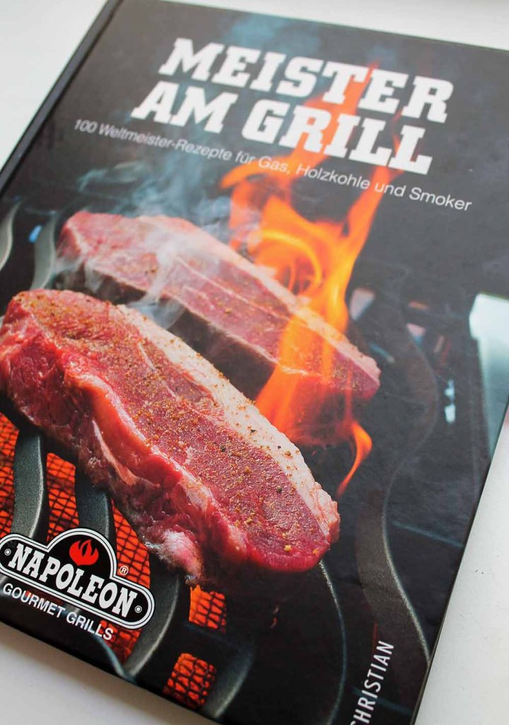 all about meat! und große Napoleon-Grillgeräte