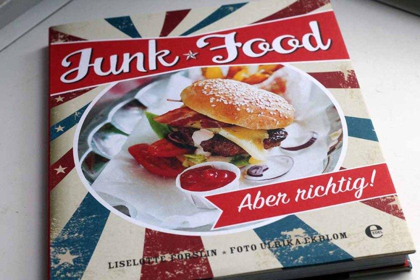Junk Food! von Liselotte Forslin