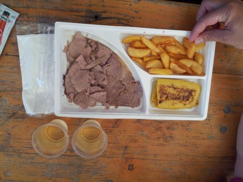 Toro mit Kohlenhydraten