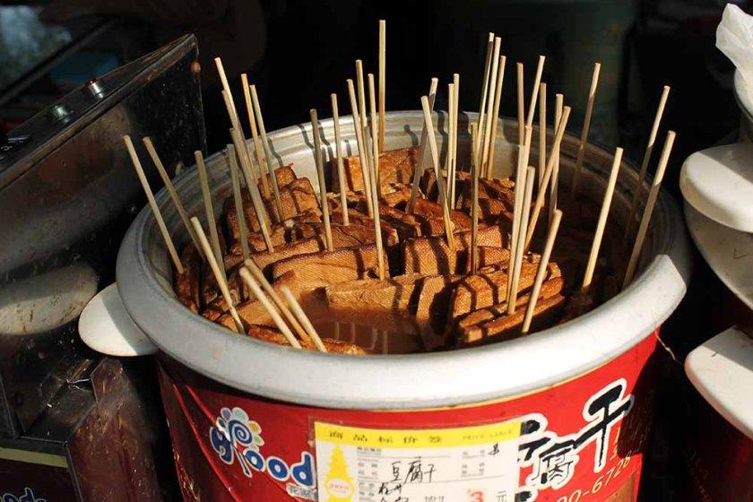 Tofu-Snack