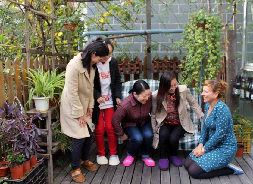 Kochen und Geschichten @Shanghai