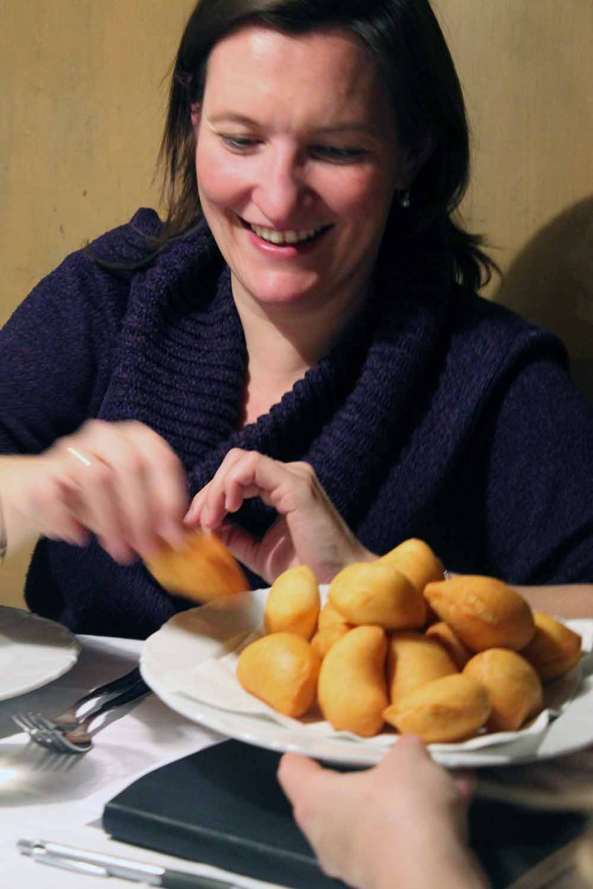 Tirtler - die Südtirolerische Frittierkunst