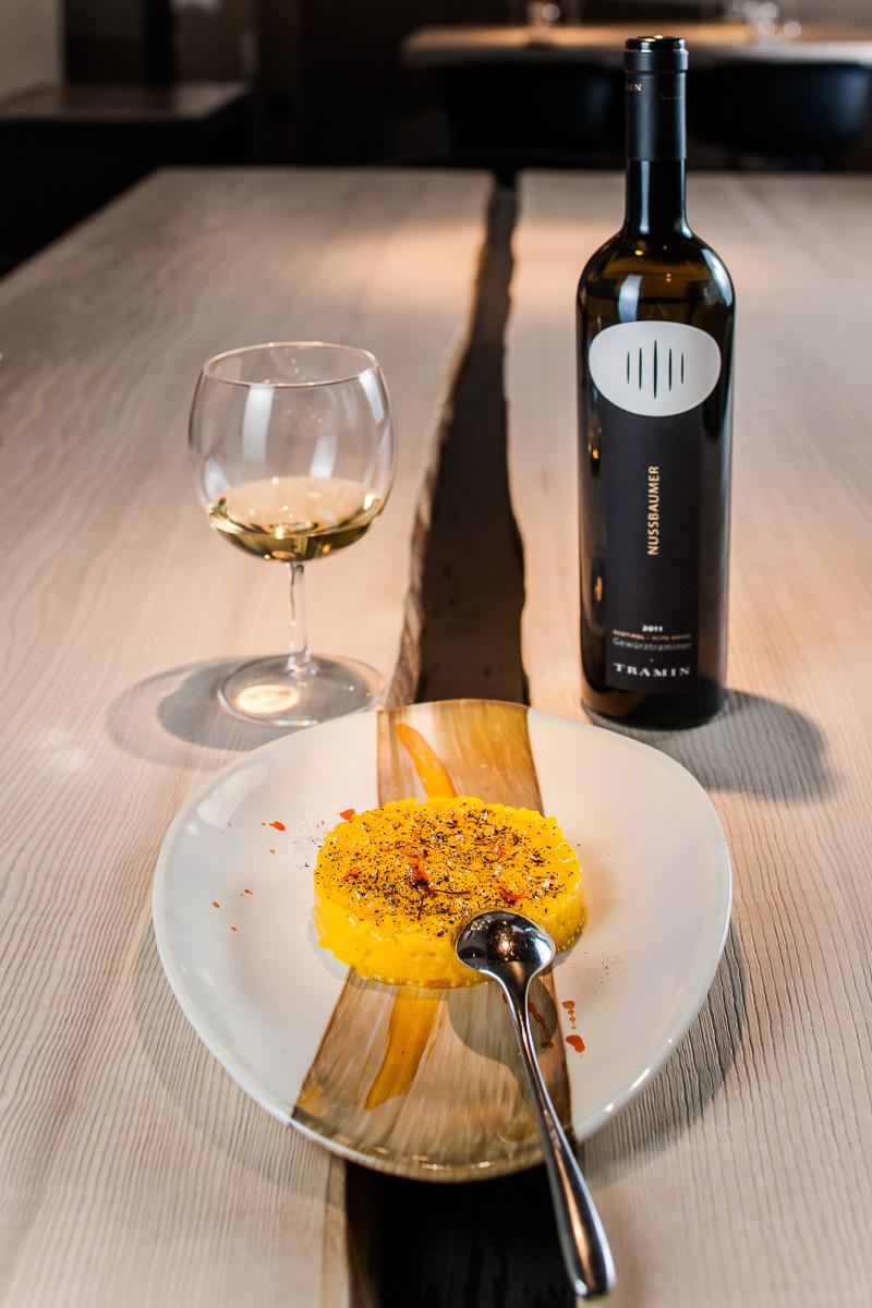Safranrisotto - Restaurant Le Calandre