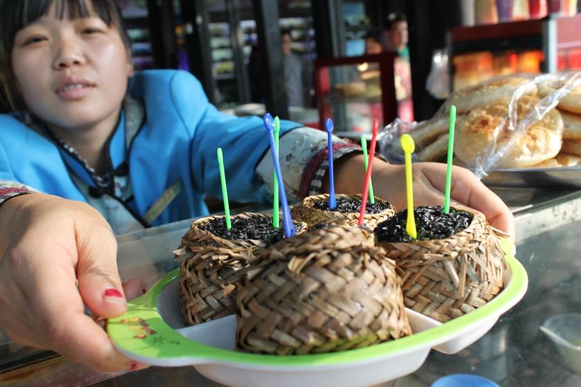 chinesische Freizeit-Snacks