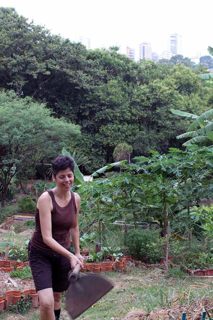 Sao Paulo, ein unsicherer Moloch mit einem Garten Eden vor der Türe