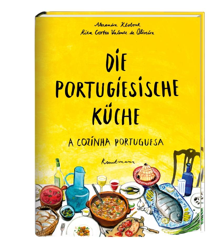 Cover Die portugiesische Küche 3D