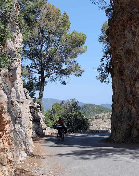 schöne Radstrecken auf Mallorca