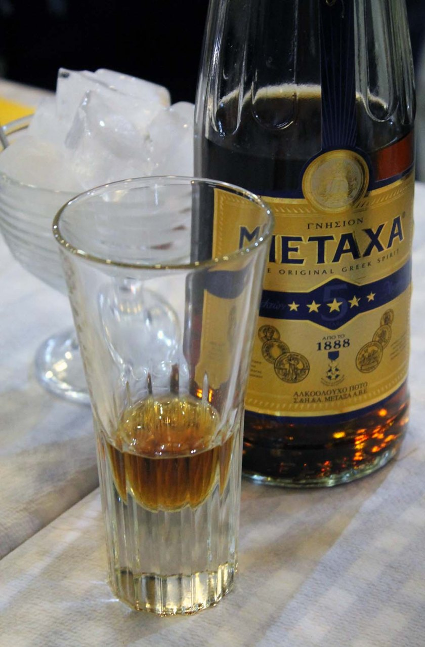 Was ist eigentlich Metaxa für ein Getränk?