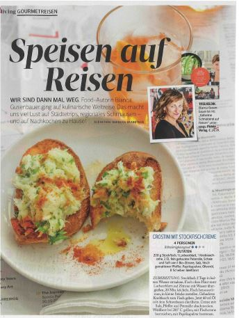 in der Woman vom 10.10.2014