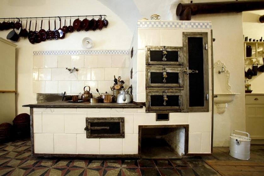 der Ofen von Cordula Hanisch