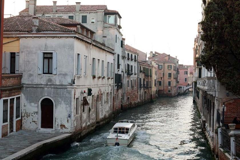 Venedig nur für uns