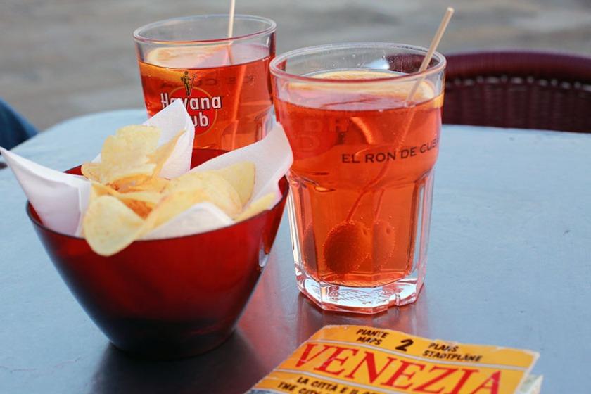 Aperitivo in Venedig geht immer!