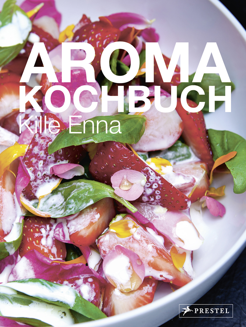 Cover Aroma-Kochbuch